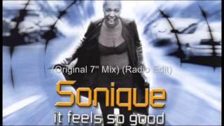 Sonique - It Feels So Good (Original 7