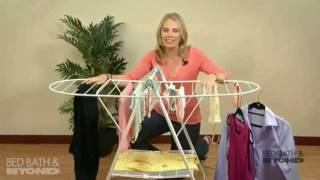 Real Simple Adjustable Drying Rack at Bed Bath & Beyond