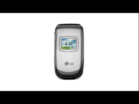 LG MD120 ringtone - they call me elvis