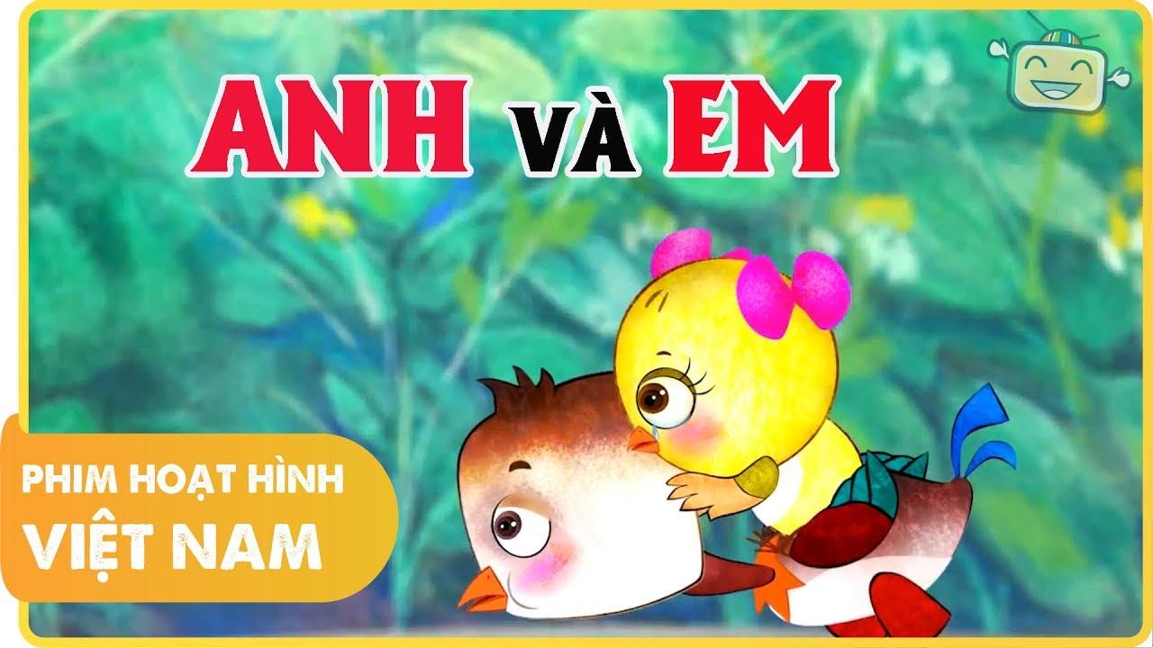 Anh Và Em – Xem Phim Hoạt Hình Việt Nam Hay [Full HD] – Anh Em Nhà Gà