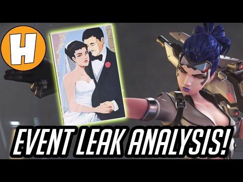 Overwatch Insurrection Event - LEAK LORE ANALYSIS - Omnic Uprising Sprays and Skins! | Hammeh