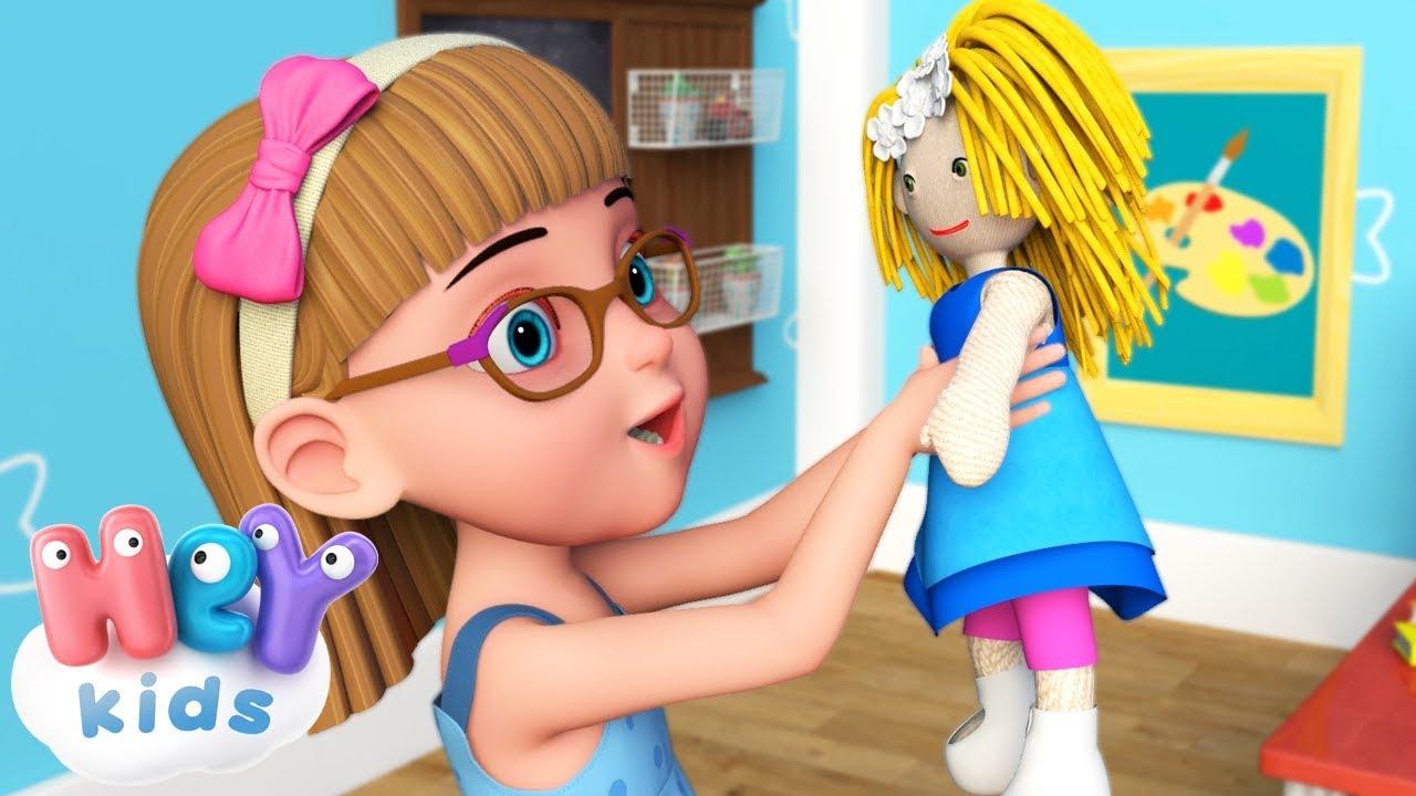 Tengo Una Muñeca Vestida De Azul Canciones Infantiles Heykids