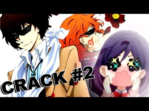 { CRACK #2 } Bungou Stray Dogs