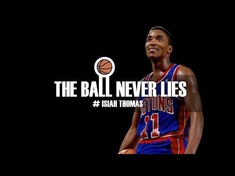 THE BALL NEVER LIES #16 - ISIAH THOMAS