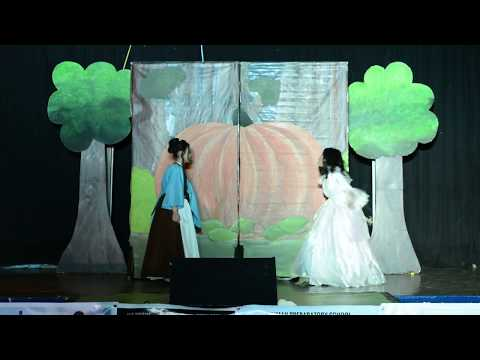 LITERARY MUSICAL 2017 (CINDERELLA) || 1st Runner Up