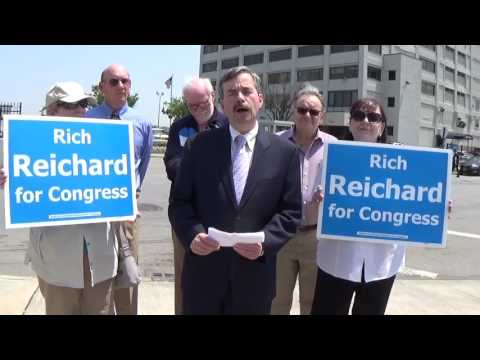 Rich Reichard for congress on Campaign Finance Reform