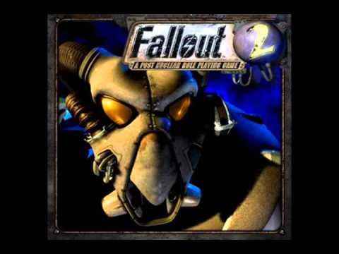 Fallout 2 OST - My Chrysalis Highwayman [World map in Highwayman]