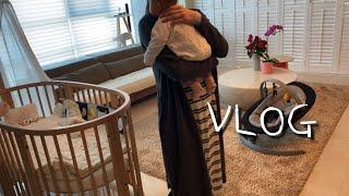 초보 엄마와 생후 50일 아기의 24시간 브이로그