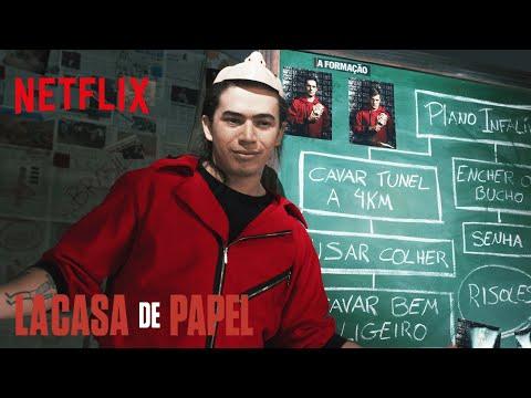 Whindersson Nunes Também Quer La Casa De Papel Pra Ontem | Netflix Brasil