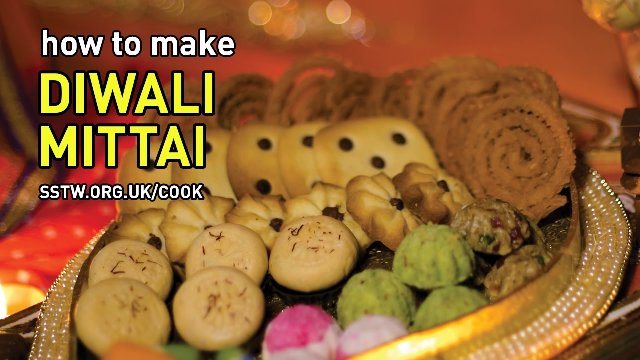 Diwali Sweets Mittai Sstw Cook Guide Youtube