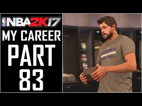 "NBA 2K17 - My Career - Let's Play - Part 83 - ""A Gift From Our High School Coach"""