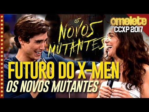 Futuro dos XMen: Os Novos Mutantes na CCXP 17