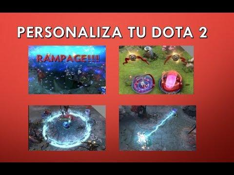 Personaliza Tu Dota 2 Con Efectos de Antiguos Battle Pass thumbnail