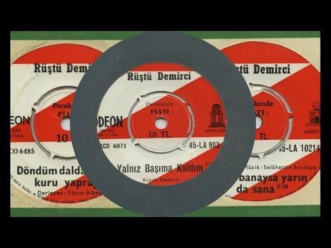 Rüştü Demirci - Gözlerin Deniz Gibi (Official Audio)