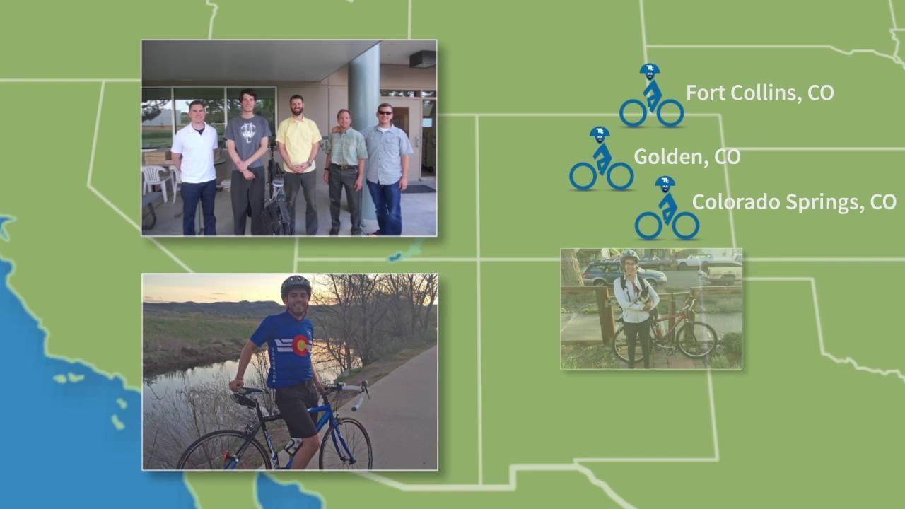 Tetra Tech's 2016 Bike to Work Week Challenge Racks up ...