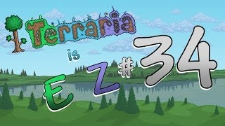"Terraria 1.2 is EZ - Ep. 34 - ""Emblem Farming"""