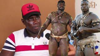 "Wouly tacle Ama Baldé : ""dafa ragal Tapha Tine rek mo takh mou daw kham nani..."""
