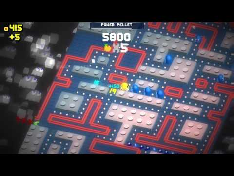 PAC-MAN 256 PS4 GAMEPLAY