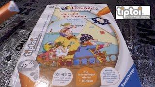 tiptoi Jan und die Piraten (tiptoi® Leserabe)