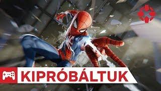 Pókjelmezben minden kicsit más – Kipróbáltuk a Spider-Mant