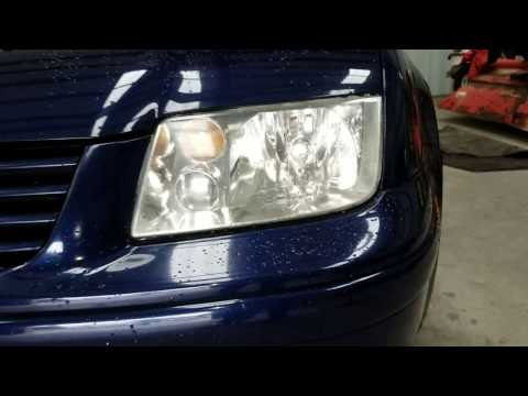 Quick way to disable DRL lights-vw mk4