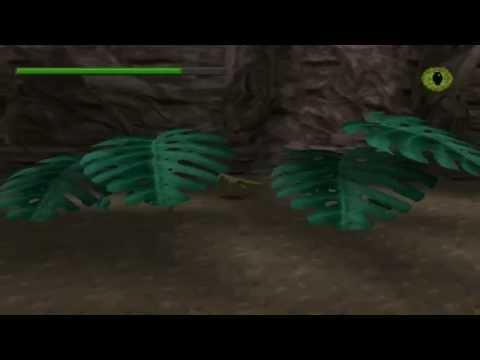 The Lost World: Jurassic Park - Compsognathus - Livello 1 - High Ridge HD