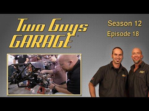 Factory Five Build School | Two Guys Garage | Season 12 | Episode 18