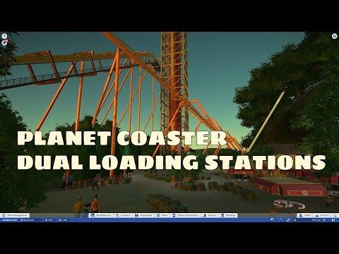Planet coaster transfer track tutorial (tatsu)  
