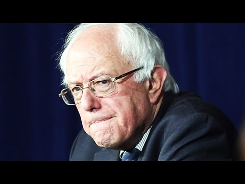 """Liberal Media"" Attacks Bernie Sanders"
