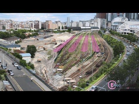 Nanterre, découvrez les transformations pour la future gare Eole