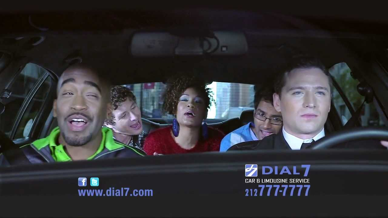 Dial 7 car limousine service we re picking you up feat pants velour youtube