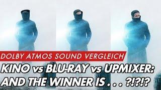 Blade Runner 2049 DOLBY ATMOS Kinoton vs Heimkinoabmischung vs Auromatik   GROBI.TV