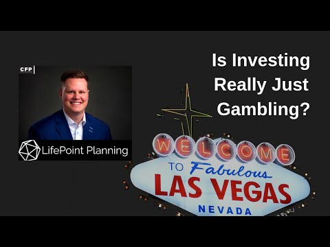 Is Investing Really Just Gambling?