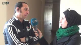 مصر العربية | الحكم سعيد حمزة يتحدث عن معسكر الحكام الجديد