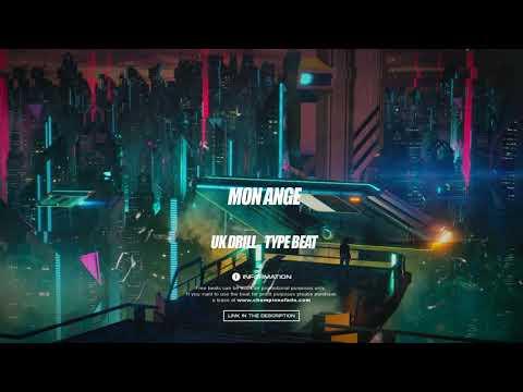 [FREE] Pop Smoke type beat x Dark Melodic drill type beat 2021 – Mon ange