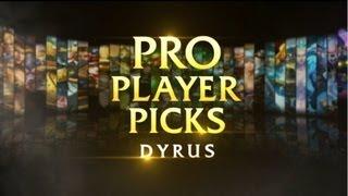 Pro Player Pick: Dyrus Picks Singed