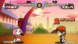 Test-Flash - Naruto Mini