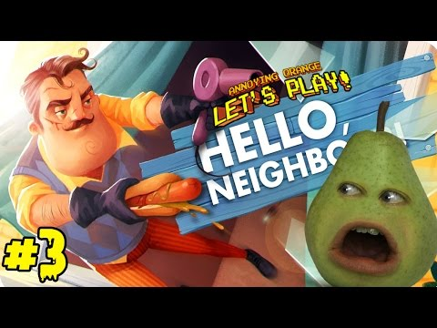 Pear Forced to Play - Hello Neighbor #3