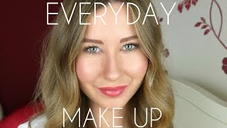 Quick Everyday Make Up | She Goes Wear