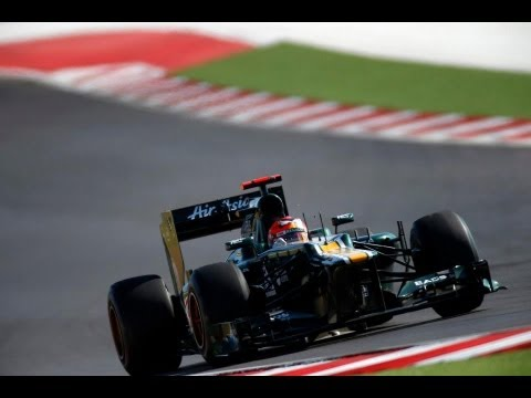 What is a torsion bar?: Caterham F1 technical