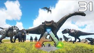 Gambar cover ARK Survival Evolved [#31] Brontosaurus - Pół/Idealny sposób oswajania