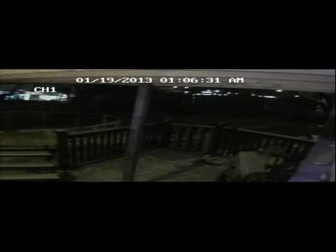 David Arnott Caught In My Backyard! Jan/19/2013 Skip To 1:15 am on the time stamp!