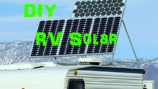 DIY RV or Off Grid 12v Solar System