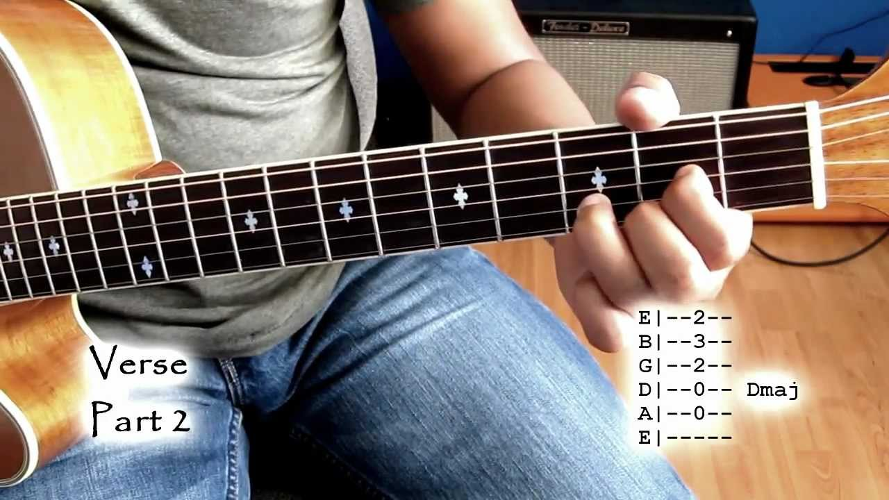 Easy No Capo Safe And Sound By Taylor Swift Guitar Tutorial Youtube