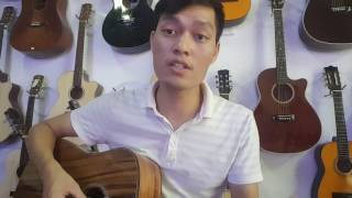 Đàn Guitar hơn 2 triệu - guitar CHUNG THỦY
