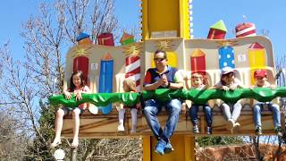 Kids Ride on at Playground Fun For Childrens Nursery Rhymes