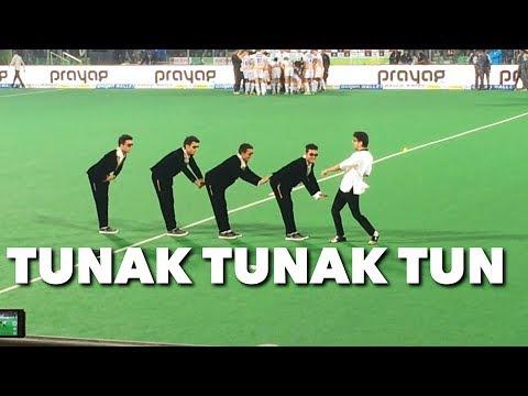 Tunak Tunak Tun in Stadium   Shraey khanna   IPL Dance   Daler Mehendi