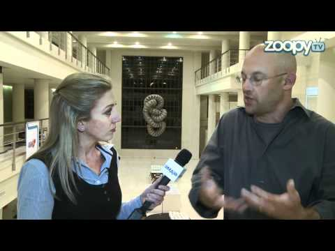 Clay Shirky interview at Tech4Africa 2010
