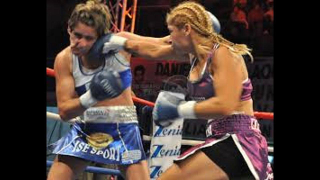 ボクシング イラスト 女子