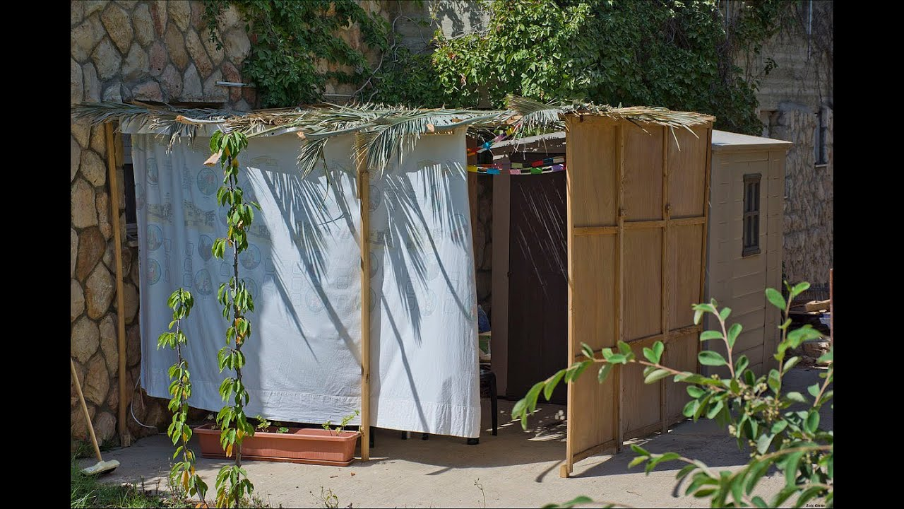 A Sukkot Guide for the Perplexed